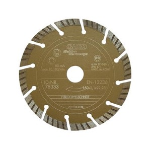 Diamantscheibe Gold II 150 x 22,2 mm