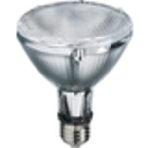 Halogen-Metalldampflampe mit Reflektor
