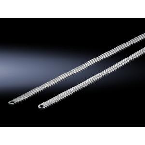 SZ 2412.310, Flachband-Erder M6, Querschnitt 10 mm², Länge 300 mm, Preis per VPE, VPE = 10 Stück