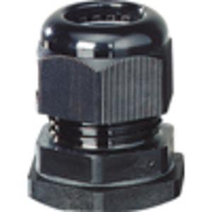 ASS 50, Anbau-Kabelstutzen,IP66/IP67/IP69,M50,sw Glühdrahtprüfung IEC 60695-2: 960 °C