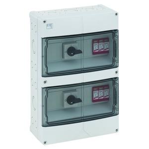 GF2x2 800-16 ÜSS, Generator-Freischaltgehäuse GF2x2 800-16 ÜSS