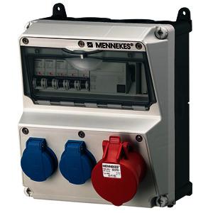 920009, Steckdosen-Kombination AMAXX elektrograu, 920009