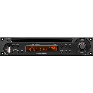 CDP-10USB, CD/MP3-Abspielmodul, inkl. USB-Schnittstelle