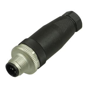 V15S-G, Kabelstecker, konfektionierbar