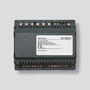 FSM 740-01, FSM 740-01 Fernschalt- und Steuermodul