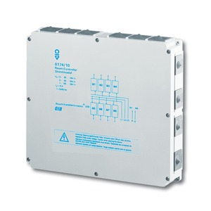 6174/10-101, Raum-Controller, Busch-Installationsbus KNX, Raum-Controller AP