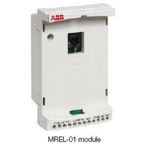 MREL-01, Relais-Erweiterungskarte für ACS3xx optional