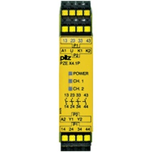 PZE X4.1P C 24VDC 4n/o
