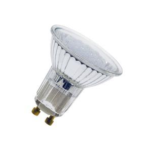 LED PAR16 GU10 240V 1.3W 19LEDs Green