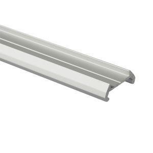 Alu Flach-XL-Profil 1 2m (bis 12,5 mm), Alu Flach-XL-Profil 1 2m (bis 12,5 mm)