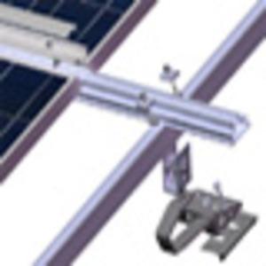Photovoltaik-Dach-/Fassadenbefestigung