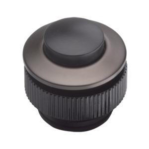 PROTACT 420 AL-KS, Klingeltaster, Aluminium R14 Kunststoff Schwarz