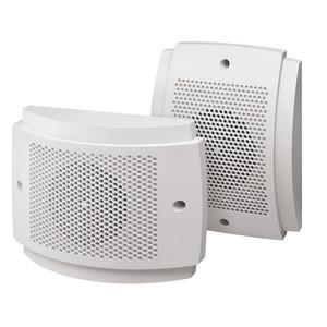 Design-Lautsprecher, 15/10 W, 100 V, weiß