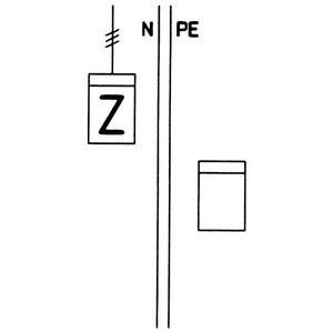 L130, Abgangsleitung 5-polig, 16 mm²