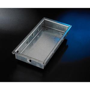UP-Gehäuse fürPremium TFE, Unterputzgehäuse (Kunststoff) für die Premium TFE 1 und 2.
