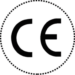 ID LBL,'CE' SYMBOL,1.24,WH/BL,PK10