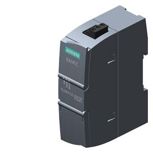 6ES7972-0EB00-0XA0, SIMATIC S7, TS Adapter IE Basic für SIMATIC Teleservice, Anschluss an Ethernet, Stromversorgung ext. 24V