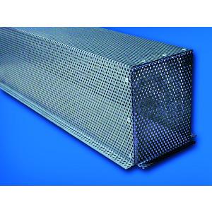 Schutzkorb SK 500-V4A-vs für Rippenrohrheizöfen