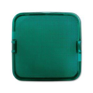 2526-13, Haube, grün, SI/Reflex SI, Abdeckungen für LED-Licht