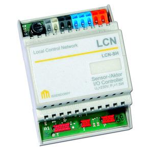 LCN - SH, Schalt- u. Dimmmodul für die Hutschiene 4TE