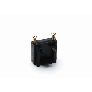 ZL SIGNO, Zugentlastung SIGNO Zugentlastung schwarz, PP, tiefschwarz, RAL 9005