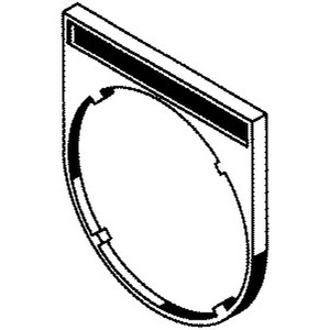Schildtraeger 1, Betätigungsvorsätze  Schildträger 8602 Größe 1