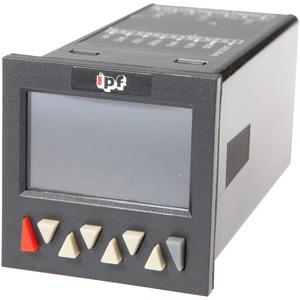zähler multifunktion,LCD 2-farbig,2x6stellig 90-260V AC,2Relais,2Vorwahlen,steckbare Klemmen