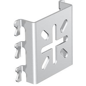 MPG 65 A4, Montageplatte klein, für Gitterrinne 110x68, V4A, A4
