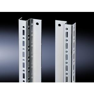 CM 5001.050, Schienen für Innenausbau, für CM/TP Breite 600 mm und TP Höhe 675 mm, Preis per VPE, VPE = 4 Stück