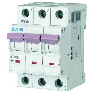 PXL-D32/3, Leitungsschutzschalter, 32A, 3p, D-Char