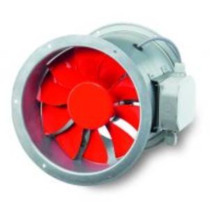 HRFD 355/4 EX, HRFD 355/4 EX, Axial-Hochleistungsventilator 3-PH, EX-geschützt nach Richtlinie 94/9 EG, II 2G