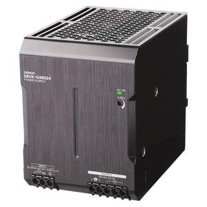 S8VK-G48024, Schaltnetzteil - PRO Linie, 480 W, 100 bis 240 VAC Eingang, 24 VDC 20A Ausgang, Power Boost,  DIN-Schienenmontage