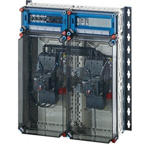 Mi AE 3333, PV-Freischaltstelle, 100 kVA, 3-polig mit Leistungs- und Lasttrennschalter