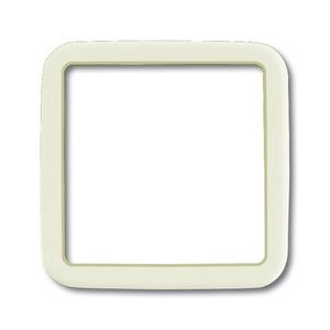 8251-212, Zentralscheibe, weiß, SI/Reflex SI, Abdeckungen für Multimedia/Kommunikationsadapter