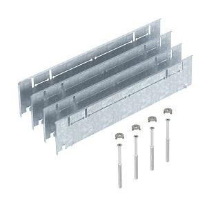 ASH350-3 B115170, Höhenausgleich-Bausatz für Estrichhöhe 115+55mm, St, FS