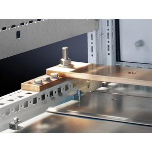 SV 9661.235, PE/PEN-Kombiwinkel E-Cu 30x5 mm, Preis per VPE, VPE = 4 Stück