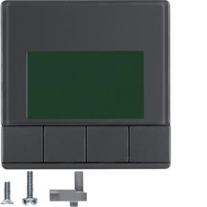 Info-Display Q.1/Q.3 anthrazit samt