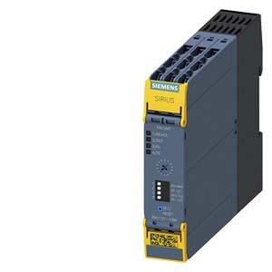 3SK1121-1CB41, SIRIUS Sicherheitsschaltgerät Grundgerät advanced Reihe mit Zeitverzögerung 0,05