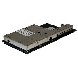 X-UKW Verstärker, UKW-Verstärker, breitbandig, Eingangsfrequenzen = Ausgangsfrequenzen, 6 Sperrkreise zur Abdämpfung lokaler UKW-Programme