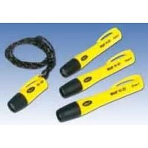 MINI-HANDLEUCHTE 3 LED, Batteriehandleuchte EX LED weiß Thermoplastgehäuse gelb Typ: LYM-40