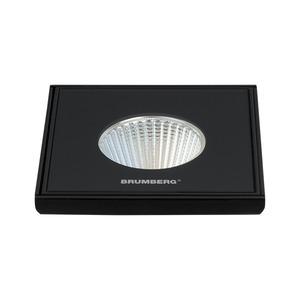 LED-Bodeneinbaul.    230V,6W,3000K,Glas