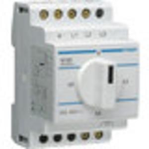 Amperemeterumschalter