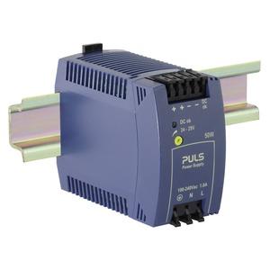 ML50.101, Netzteil, AC 100-240V, 24V, 2.1A, mit passiver Stromaufteilung