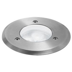 LED-Bodeneinbaul.    3,3W/230V,LF:nw,rd.