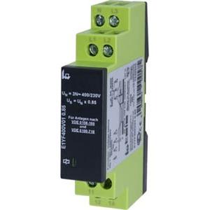E1YF400V01 0.85 VE10, Spannungsüberw. 3-ph.gegen N,fixe Schaltschwelle,1 Wechsler