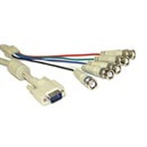 VGA-BNC/5-Kabel(HD15/BNC-St)10