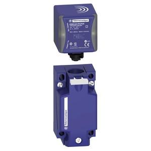 XS7-Induktiver Näherungsschalter 40x40x117, PBT, Sn 15mm, 12-48 VDC, Klemmen