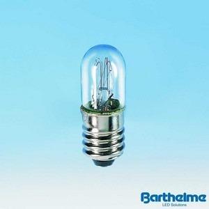 Kleinröhrenlampe KRL 10x28mm, E10, 220-260V, 3W