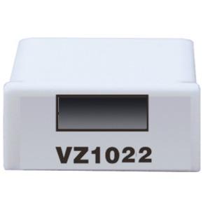 VZ 1022, Leitungsentzerrer, 606 MHz, 0 - 18 dB, zur Konfiguration des Vario…-Verstärkers