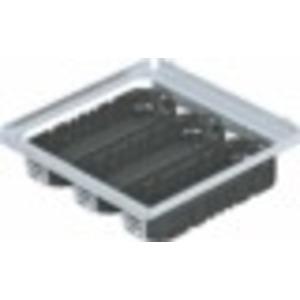 Montageset für Geräteeinbau unter Kassette